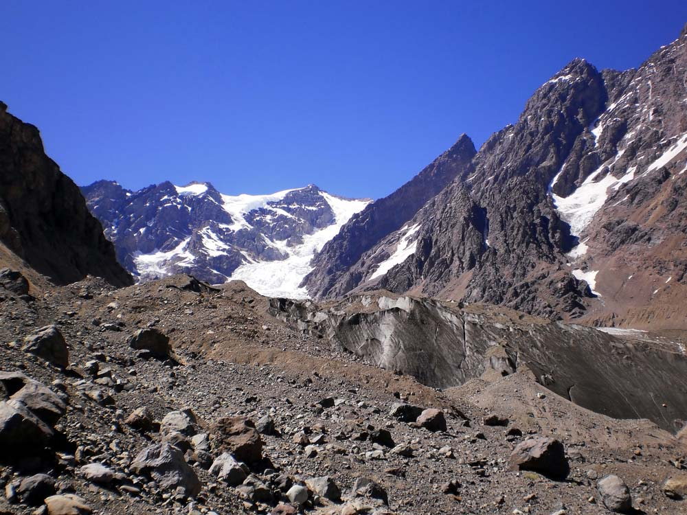 Juncal Valley Glacier Hike