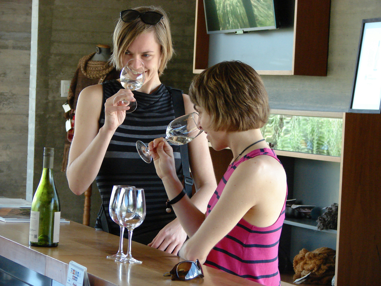 5 Glasses / 2 Wineries Tour